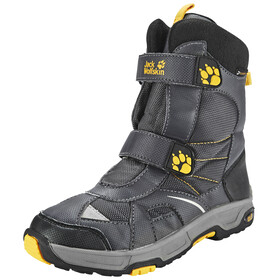 Jack Wolfskin Polar Bear Texapore Winter Boots High Cut Boys burly yellow XT